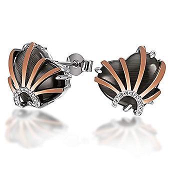 Goldmaid Silver Women's Stud Earrings - Fa O6986S