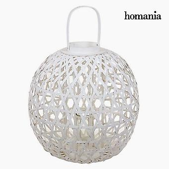 Chandelier Blanc - Collection Winter by Homania