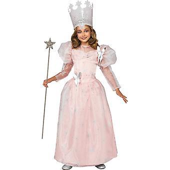 Filles Glinda Good Witch Costume