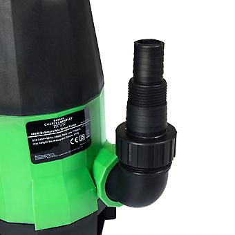Charles Bentley 400W Electric Submersible Water Pump For Clean/Dirty Pond Water
