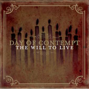 Tag der Verachtung - Will to Live [CD] USA Import