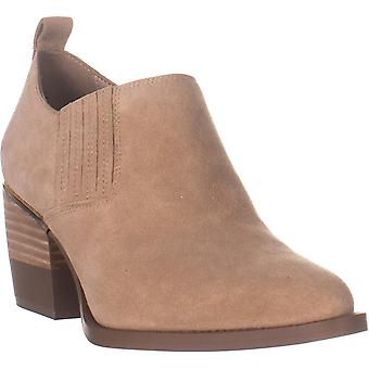 DKNY Womens Roxy-Shootie Leder geschlossen Toe Ankle Fashion Boots