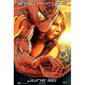 Spiderman 2 (Sacrifice Reprint) Reprint Poster