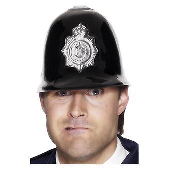 Polícia de Mens capacete vestido extravagante acessório