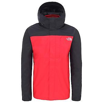De North Face Red mens Quest Triclimate jasje