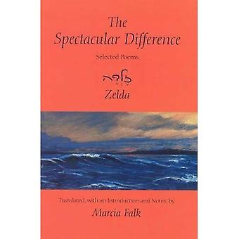 The Spectacular Difference: Selected Poems of Zelda