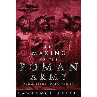 Fremstilling af den romerske hær af Keppie & Lawrence