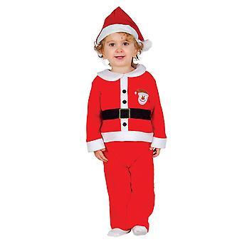 Taaperon joulu puvun puku