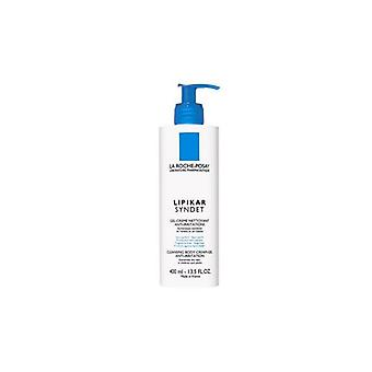 La Roche Posay Lipikar Syndet Sapone-Free Body Cleansing Gel 400 Ml