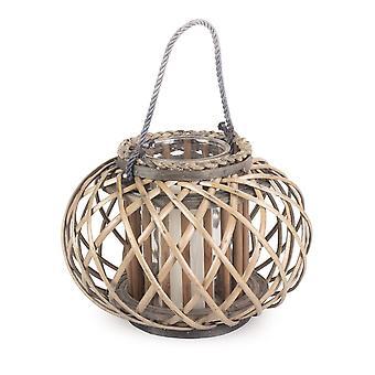 Split Grey Willow dovleac Lantern