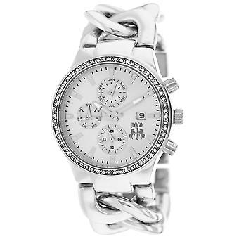 Jivago Women's Lev Silver Dial Watch - JV1226