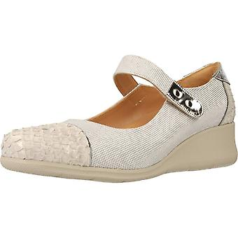 Platinum Casual Shoes 1174080 Silver Color