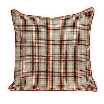 """20"""" x 0.5"""" x 20"""" Cubierta de almohada de algodón multicolor transitional Cool"""