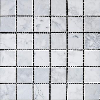 Mosaik D-Zeichen Carrara