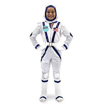 Spunky Space cadet copii ' s costum, 3-4
