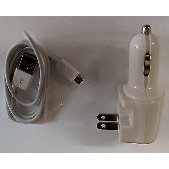 Beast Mobile Home and Car microUSB Charger Combo (Universal)