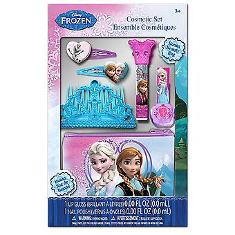 Beauty Accessories - Disney - Frozen - Elsa & Anna Crown Cosmetic Set 330865