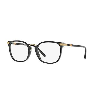Burberry BE2269 3001 Black Glasses