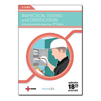 NICEIC INSPECTION TESTING amp CERTIFICATIO by Niceic