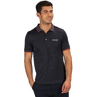 Regatta Mens Remex II kort erme rask tørking Polo skjorte