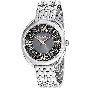 Cuidado com Swarovski Watch 5452468 - cristalina aço mulher