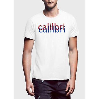 Calilbri halv ærmer tshirt