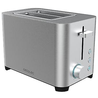 Cecotec YummyToast dubbele 850W grijs broodrooster