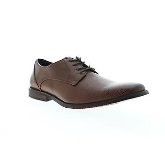 Unlisted by Kenneth Cole Design 301212 Mens Brown Dress Oxfords Shoes