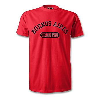 River Plate 1901 etablerade Football T-Shirt