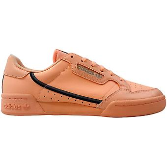 Adidas Continental 80 Clear Orange/Light Brown-Ecru Tint F97508 Toddler