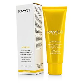 Payot Les Solaires Sun Sensi After-sun korjaus Balm Face && Runko 125ml/4oz