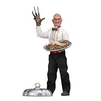 "A Nightmare on Elm Street Chef Freddy 8"" Action Figure"