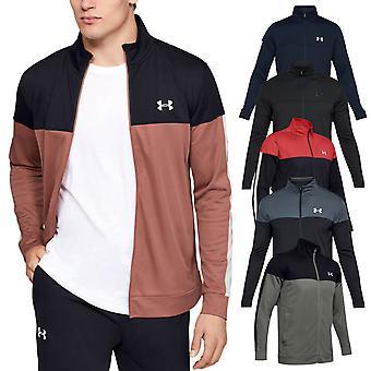 Under Armour Herren 2020 Sportstyle Pique Stretch Quick Dry Wicking Fleece Jacke