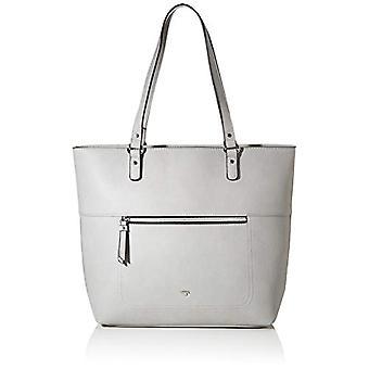 Tom Tailor Acc Kasiana - Grey Women's Tote Bags (Grau) 41x32x11.5 cm (W x H L)
