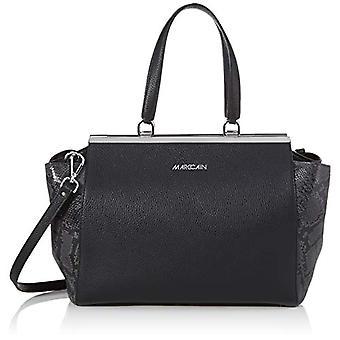 Marc Cain Shopper Bag - Multicolored Woman Handbag (Anthrazit) 15x43x42cm (B x H T)