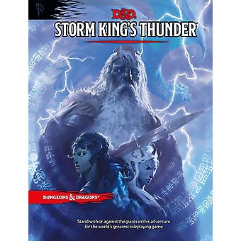 Dungeons & Dragons RPG Book -Storm King&s Thunder