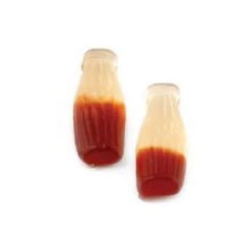 Sour Bubble Gum Bottles -( 26.4lb Sour Bubble Gum Bottles)