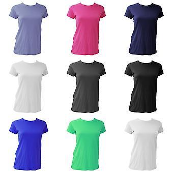 Mantis Ladies Superstar Short Sleeve T-Shirt
