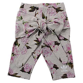Adidas Floral S07155 καθολικό καλοκαιρινό παντελόνι γυναικών