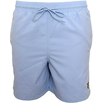 Lyle & Scott Classic Swim Shorts, Pool Blue