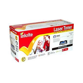 Inkrite Laser värikasetti yhteensopiva Brother TN530-580, 3030, 3060 3130 3170, 5500, 3185, 7300, 7600 Bk