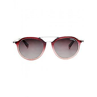 Made in Italia - Accessories - Sunglasses - SIMIUS_02-ROSSO - Women - firebrick,gold