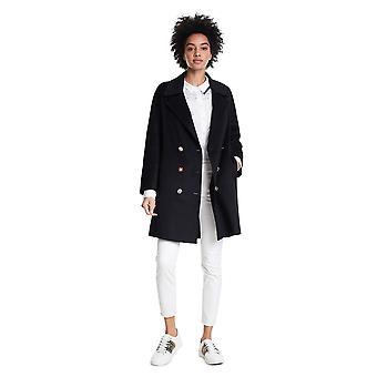 Desigual Women's Cambridge Jewel Button Coat