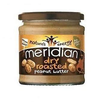 Meridian - Dry Roast Smooth Peanut Butter 280g