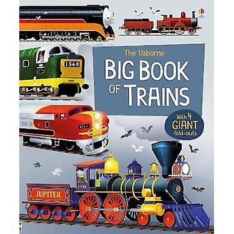 Big Book of Trains by Megan Cullis - 9781474941792 Book