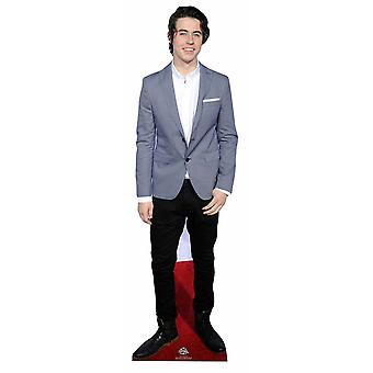 Nash Grier Lifesize Cardboard Cutout / Standee / Stand Up