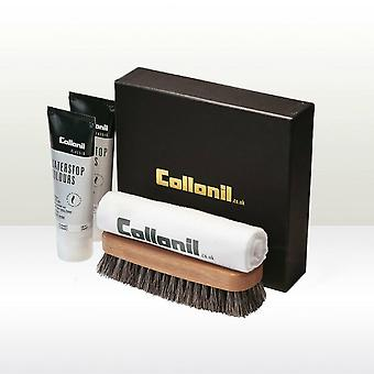 Collonil Luxury Shoe Care Gift Box Boots and Shoes
