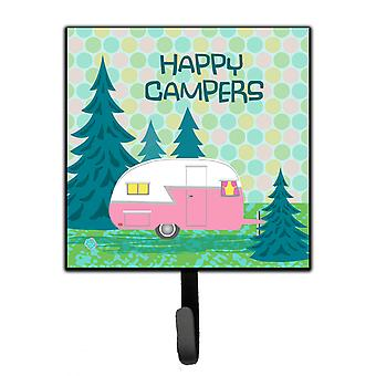 Happy Campers Glamping Trailer Leiband of Sleutelhouder