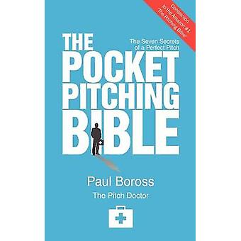 The Pocket Pitching Bible by Boross & Paul