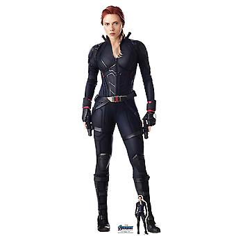 Black Widow uit Marvel Avengers: Endgame Official Lifesize Cardboard Cutout / Standee